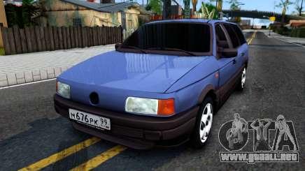 Volkswagen Passat B3 Wagon para GTA San Andreas