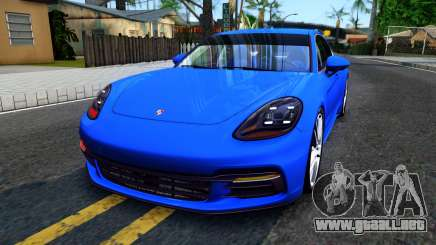 Porsche Panamera 4S 2017 v 5.0 para GTA San Andreas