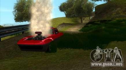 Viaje por carretera 2.0 para GTA San Andreas