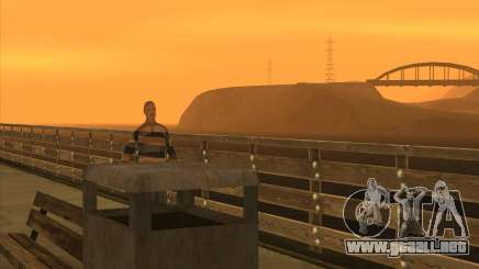 El Fantasma De T-Bone Mendez para GTA San Andreas