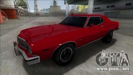 1975 Ford Gran Torino para GTA San Andreas