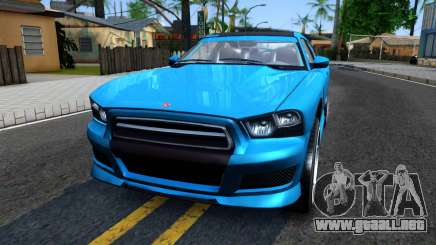 Buffalo GTA V IVF para GTA San Andreas