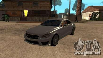 Mercedes-Benz CLS 63 AMG Armenian para GTA San Andreas