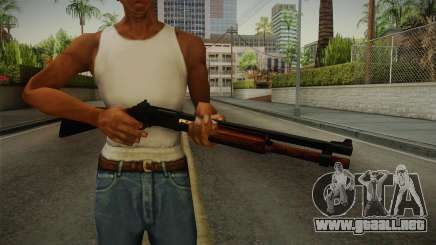 Remington 870 Wood para GTA San Andreas