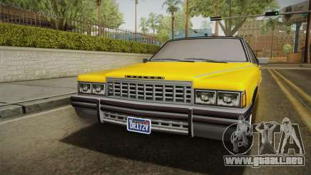 GTA 5 Albany Emperor Custom para GTA San Andreas