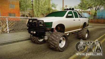 GTA 5 Bison 4x4 para GTA San Andreas