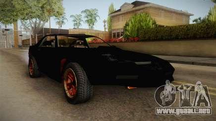 GTA 5 Imponte Ruiner 3 Wreck para GTA San Andreas
