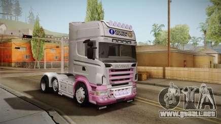 Scania R620 Eskrem Gerrok para GTA San Andreas