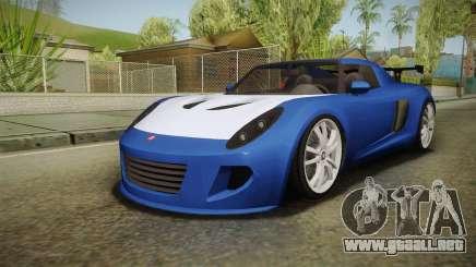 GTA 5 Voltic para GTA San Andreas