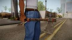 Dead Rising 2 - Tomahawk para GTA San Andreas