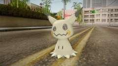 Pokémon Sol Y La Luna - Mimikyu para GTA San Andreas