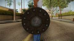 The Elder Scrolls V: Skyrim - Hide Shield para GTA San Andreas