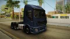 Iveco Stralis Hi-Way 560 E6 6x4 v3.2 para GTA San Andreas