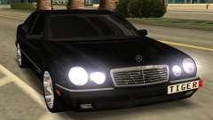 Mersedes Benz E420 para GTA San Andreas