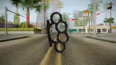 Brass Knuckles para GTA San Andreas