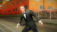 007 Legends Craig Tuxedo Black para GTA San Andreas