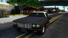 GTA 3 Yardie Lobo para GTA San Andreas