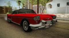 Cadillac Eldorado Brougham 1957 HQLM para GTA San Andreas