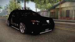 Dacia Duster Aventure Stance para GTA San Andreas