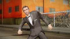 007 Sean Connery Cibbert Black Tuxedo para GTA San Andreas