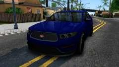 Elegant GTA V ImVehFt para GTA San Andreas
