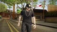 Anuel AA Gorra Versace para GTA San Andreas