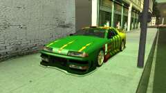 Legend566 Paint Job para GTA San Andreas
