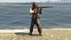 Captain Jack Sparrow 1.0 para GTA 5