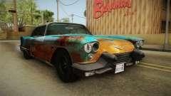 Cadillac Eldorado Brougham 1957 Rusty HQLM para GTA San Andreas