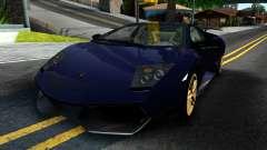 Lamorghini Murcielago LP640-4 SV 2010 para GTA San Andreas