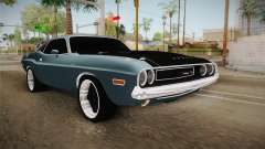 Dodge Challenger MM 1970 para GTA San Andreas