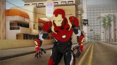 Spider-Man Homecoming - Iron Man MK47 para GTA San Andreas
