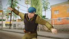 007 Sean Connery Russian Commander para GTA San Andreas