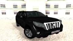 Toyota Land Cruiser Prado 150 2014 para GTA San Andreas