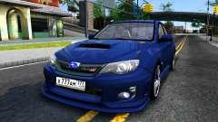 Subaru Impreza WRX STI Sedan 2011 para GTA San Andreas