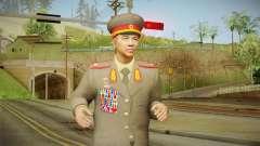 007 Legends Korean General para GTA San Andreas