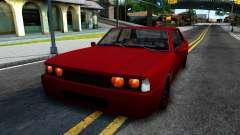 Vincent German Style para GTA San Andreas