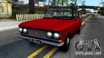 AZLK-408 para GTA San Andreas