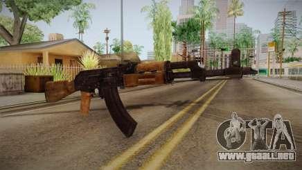 Survarium - AKMN para GTA San Andreas