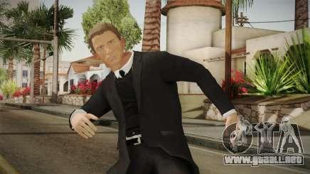 007 James Bond Daniel Craig Suit v1 para GTA San Andreas