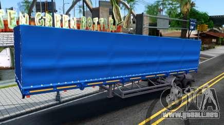 NefAZ Remolque para GTA San Andreas