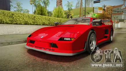GTA 5 Grotti Turismo Classic IVF para GTA San Andreas