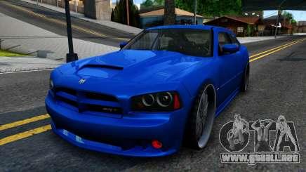 Dodge Charger 2006 para GTA San Andreas
