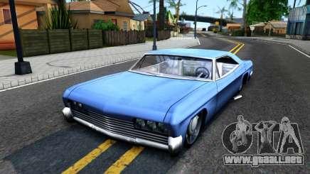 Custom Blade para GTA San Andreas