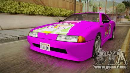 Elegy Pretty Cute Paintjob para GTA San Andreas