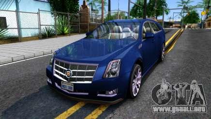 Cadillac CTS Sport para GTA San Andreas