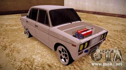 VAZ 2106 CALAMBRES para GTA San Andreas