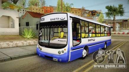 Metalpar Tronador Saeta para GTA San Andreas