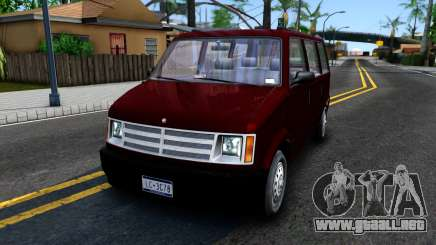HD Moonbeam para GTA San Andreas