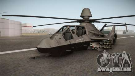 RAH-66 Comanche with Pods Retracted para GTA San Andreas